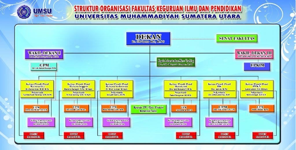 struktur-fkip-umsu
