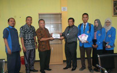 Bantuan Sudut Baca FKIP UMSU