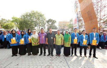 1.080 Mahasiswa FKIP UMSU Magang 1