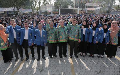 1254 Mahasiswa FKIP UMSU PPL di 100 Sekolah