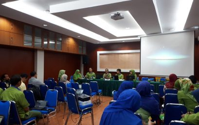 Workshop E-Learning bagi Dosen FKIP UMSU
