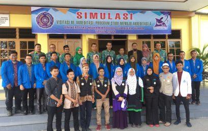 Studi Banding Mahasiswa dari Universitas Selangor