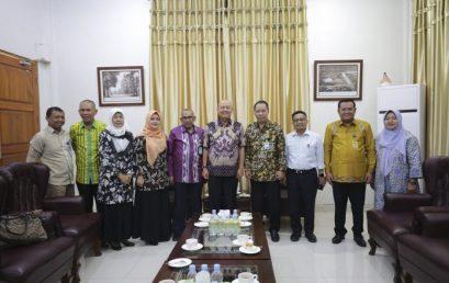 Walikota Medan Siap Sukseskan Konferensi Nasional Asosiasi Program Pascasarjana PT Muhammadiyah