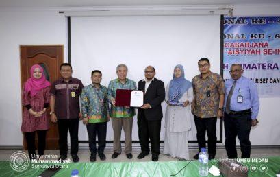 UMSU Jajaki Kerjasama dengan Majelis Dakwah Negara Malaysia