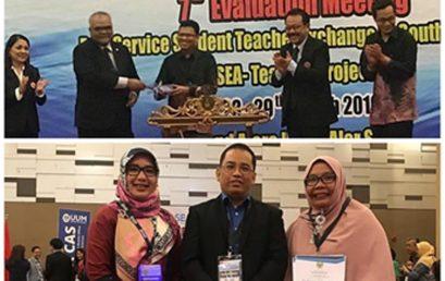 Dosen FKIP UMSU Ikuti 7th Evaluation Meeting- Sea Teacher Project