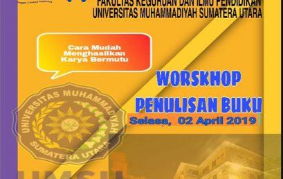 Workshop Penulisan Buku FKIP