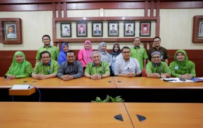 UMSU Ditunjuk Sebagai Lembaga Penyelenggara Diklat (LPD) Penguatan Kepala Sekolah Di Sumut