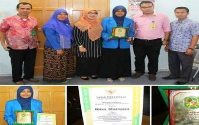 Beprestasi di Ajang ARBIVENT 2016;  Mahasiswa FKIP UMSU Juara II