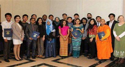 Mahasiswa FKIP UMSU Ikuti YSEALI di AS