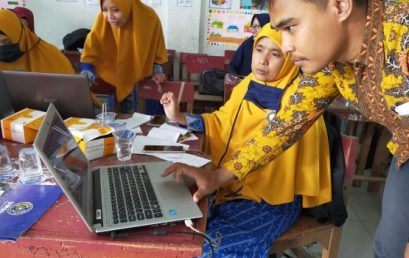 FKIP UMSU Gelar Pelatihan Pendampingan Pembuatan Media Pembelajaran