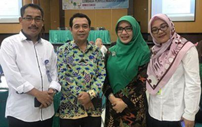 LPTK UMSU Ikuti Rapat Koordinasi Lembaga Penyelenggara Diklat