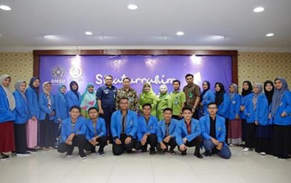 Silaturahmi 6 Tim PKM Mahasiswa FKIP dan Dosen Pembimbing