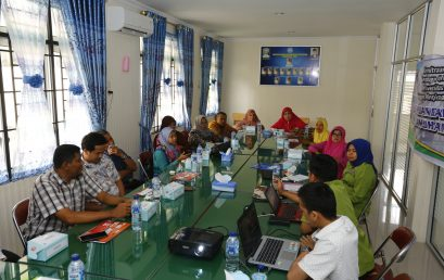 Di hadapan Kepala SMA/SMK, MA Muhammadiyah se Kota Medan ; Dosen FKIP Berbagai Cerita Soal Digital Library