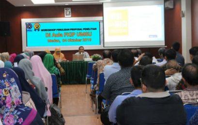 FKIP UMSU Gelar Workshop Penulisan Proposal Penelitian