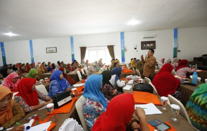 Perkenalkan FKIP lewat Pengembangan Literasi Sekolah di Kabupaten Serdang Bedagai