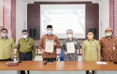 Sosialisasi Pasca dan MOU UMSU dan BBPPMPV BBL Medan