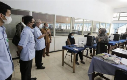 Sampaikan Keunggulan, UMSU Silaturahmi dengan 75 Kepsek SMK se Cabdis Lubuk Pakam